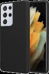Coque Silicone Liquide - Samsung Galaxy S21 Ultra