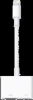Adaptateur Lightning AV numérique