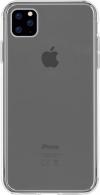 Coque en silicone (TPU) - transparent - iPhone 11