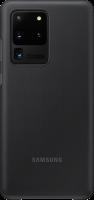 Clear View Cover - noir -Samsung Galaxy S20 Ultra