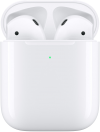 AirPods avec boîter de charge sans fil