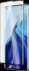 OptiGuard Glass Protect Black - Xiaomi Mi 11 Lite 5G